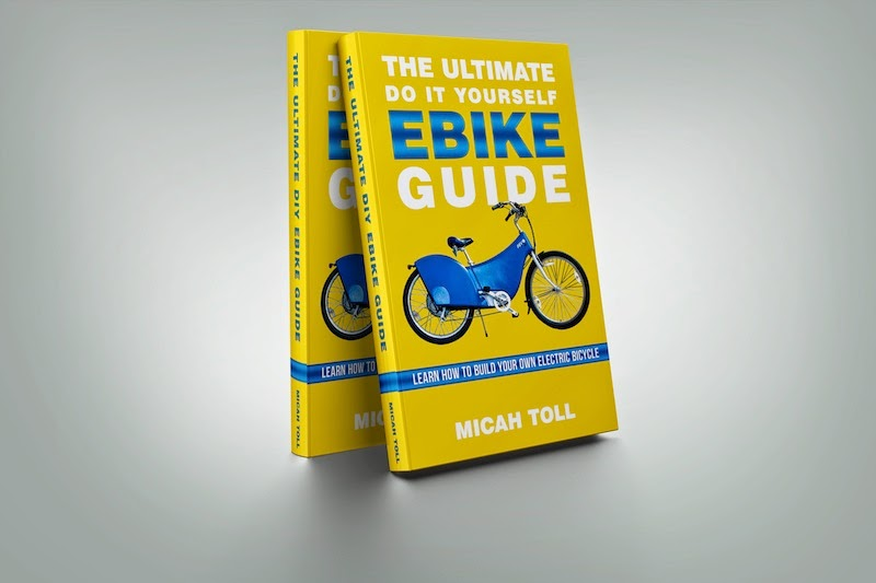 The Ultimate DIY Ebike Guide (an ebook) by Micah Toll