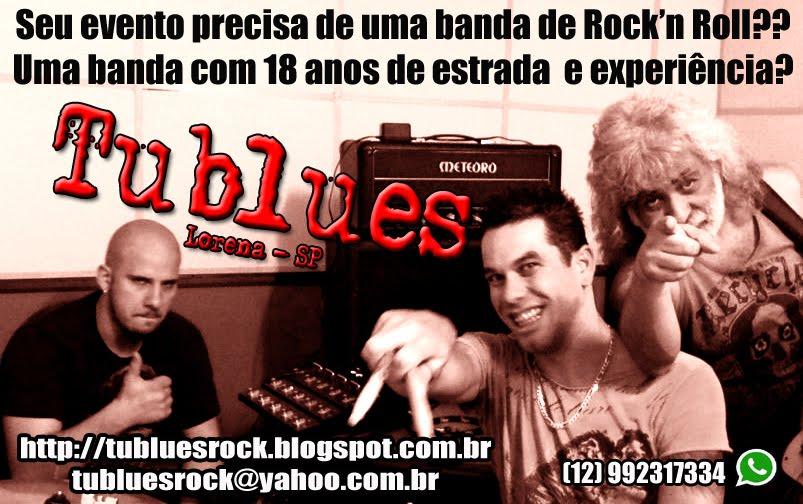 Tublues - 18 ANOS DE ROCK'NROLL