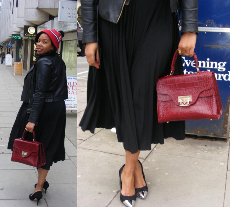 London Fashion Week – Team Outfits