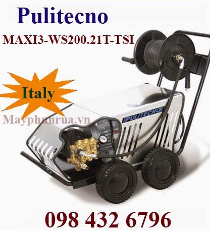Máy rửa xe cao áp MAXI3-WS200.21T-TSI
