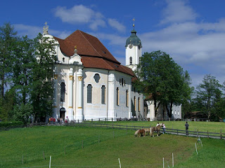 Pilgrimage Church of Wies Bavaria