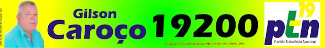 Gilson Caroço 19200 PTN