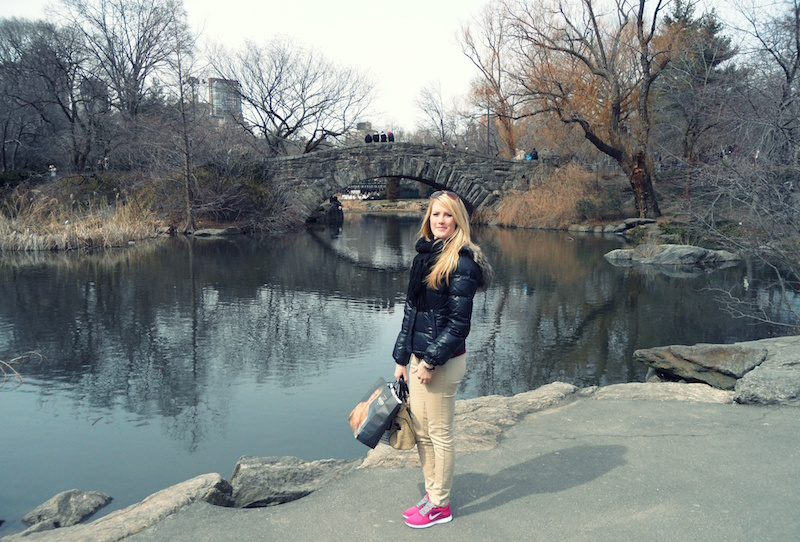 TBL Travelguide New York Central Park Gossip Girl