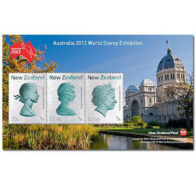 New Zealand: Australia 2013 World Stamp Exhibition - http://stamps.nzpost.co.nz/