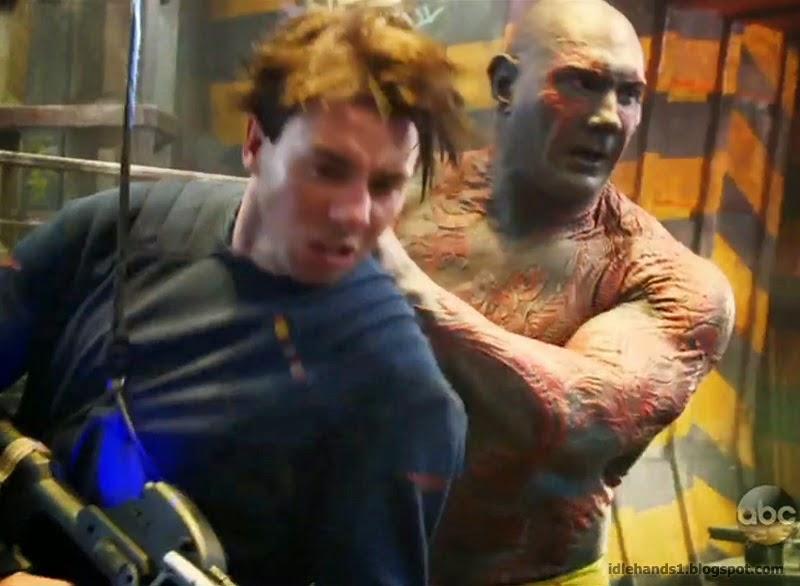 """Drax en """"Guardianes de la Galaxia"""""""