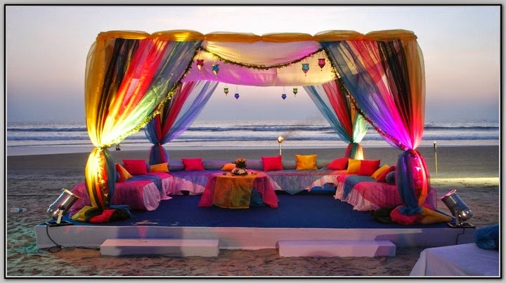 Foundation Dezin Decor Indian Destination Wedding Decorations