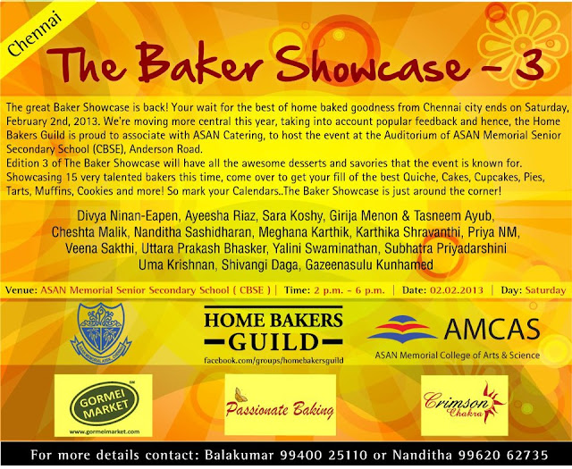 Bakers Showcase - 3