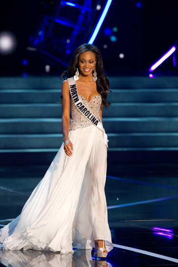 SASHES AND TIARAS..Miss USA 2019 Finals: EVENING GOWNS