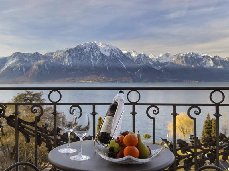 Fairmont Le Montreux Palace, Montreux, İsviçre
