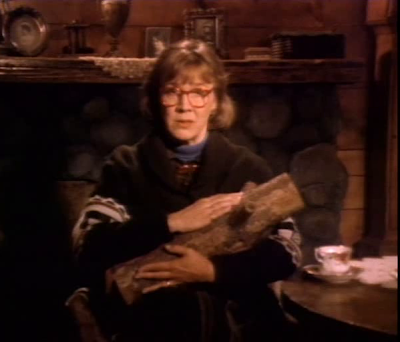 Catherine E. Coulson as Margaret the Log Lady
