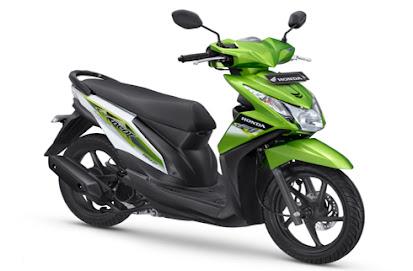 Honda BeAT-FI CW