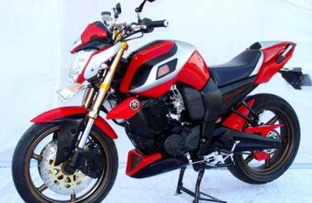 Modifikasi Jupiter Mx Ke Trail