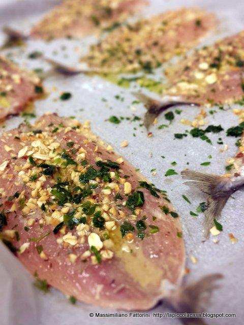 la piccola casa: cucinare dell'ottimo pesce azzurro: sgombri al ... - Cucinare Erbette