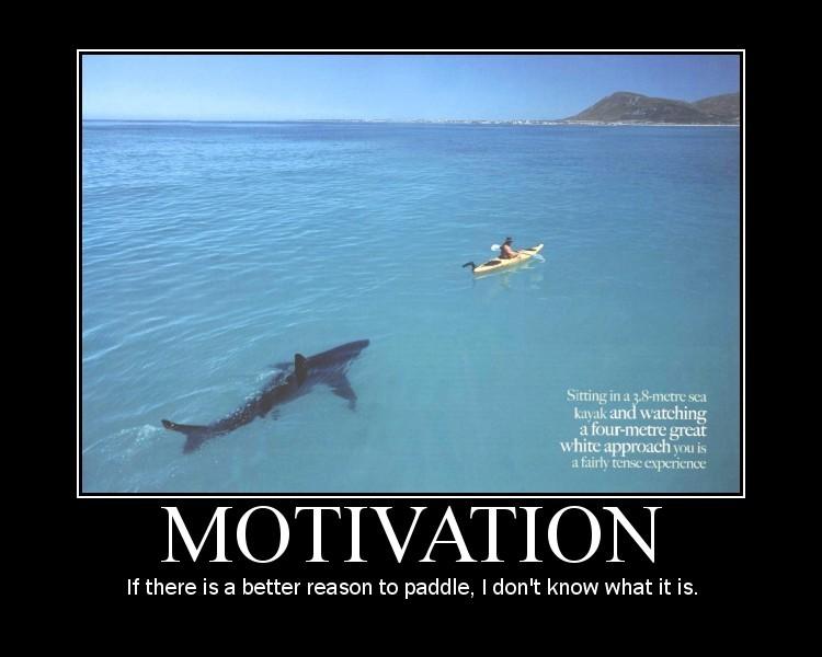 Seberapa besar motivasi Anda?