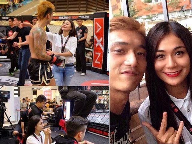 Tasha Shilla Punca Kekasih Menang Pertandingan Martial Arts