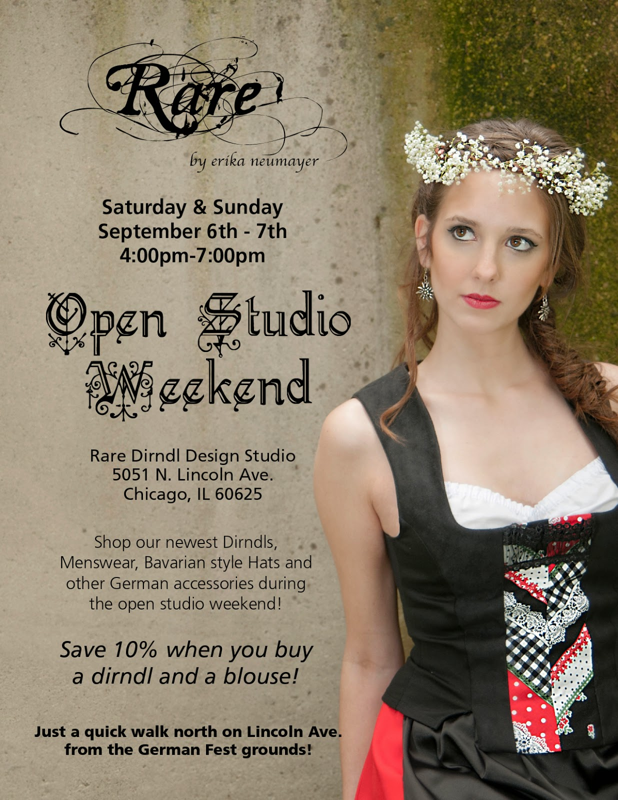eeba1e6d0c2e0 Then Saturday and Sunday, I'll have the studio doors open and you can come  on in and shop the newest styles, fresh accessories and snatch up the last  of our ...