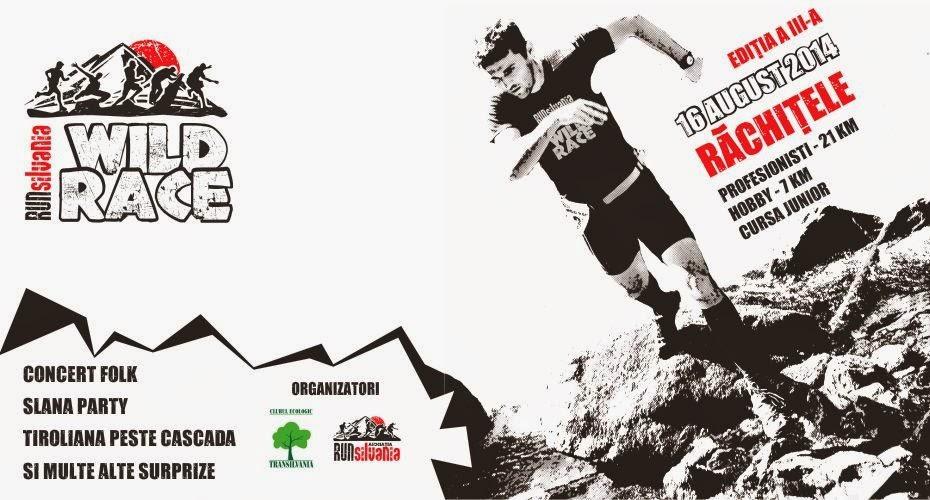 Invitaţie la Runsilvania Wild Race 2014. Sau cum să faci o excursie la munte în alergare