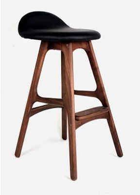 INMOD ERIK BUCH STYLE COUNTER STOOL