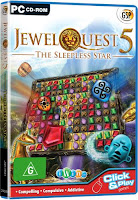 Jewel Quest 5: The Sleepless Star – PC