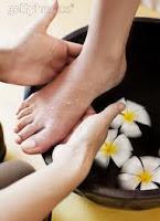 tips merawat kaki