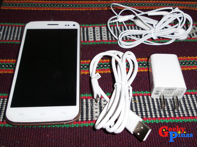 MyPhone Iceberg Slim Review - Quad-Core, 4.7in HD Screen, 8MP Camera for only Php7,999