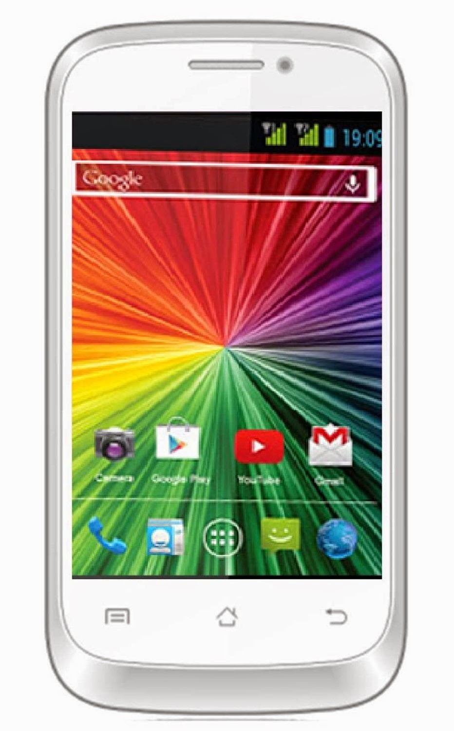 Amazon: Buy Karbonn Duple A1+ at Rs.2850
