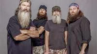 'cast' of Duck Dynasty