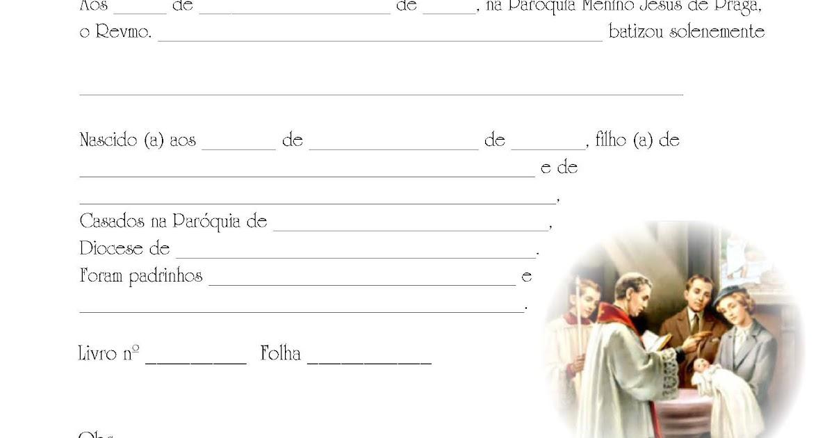 Solis Deo Certificado De Curso De Batismo Certid O De Batismo