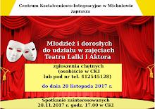 Zajęcia teatralne
