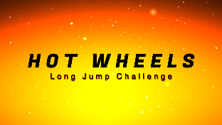 Hot Wheels Long Jump Challenge