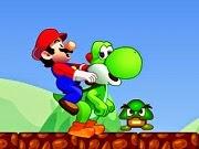 لعبة مغامرة ماريو