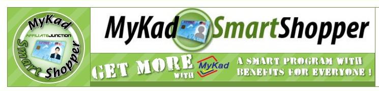 Program MyKad Smart Shopper (MSSP)