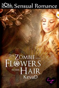 The Zombie with Flowers in Her Hair