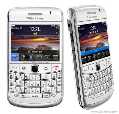 new BlackBerry Bold 9780