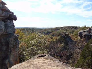 Garden of the Gods - Shawnee National Forest, Illinois
