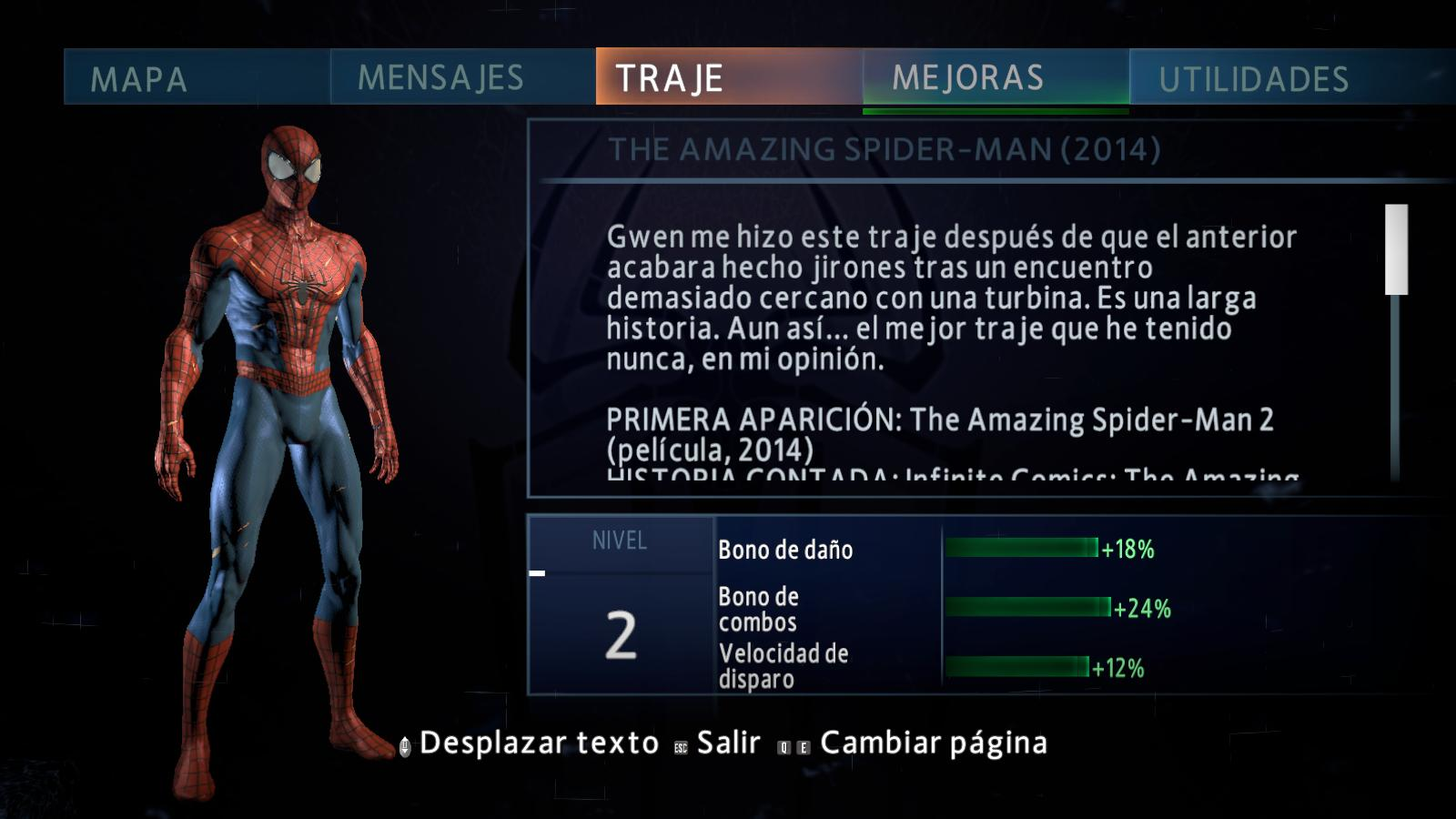 The Amazing Spider Man 2 Bundle Multilenguaje