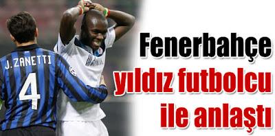 Moussa Sow resmen Fenerbahçede