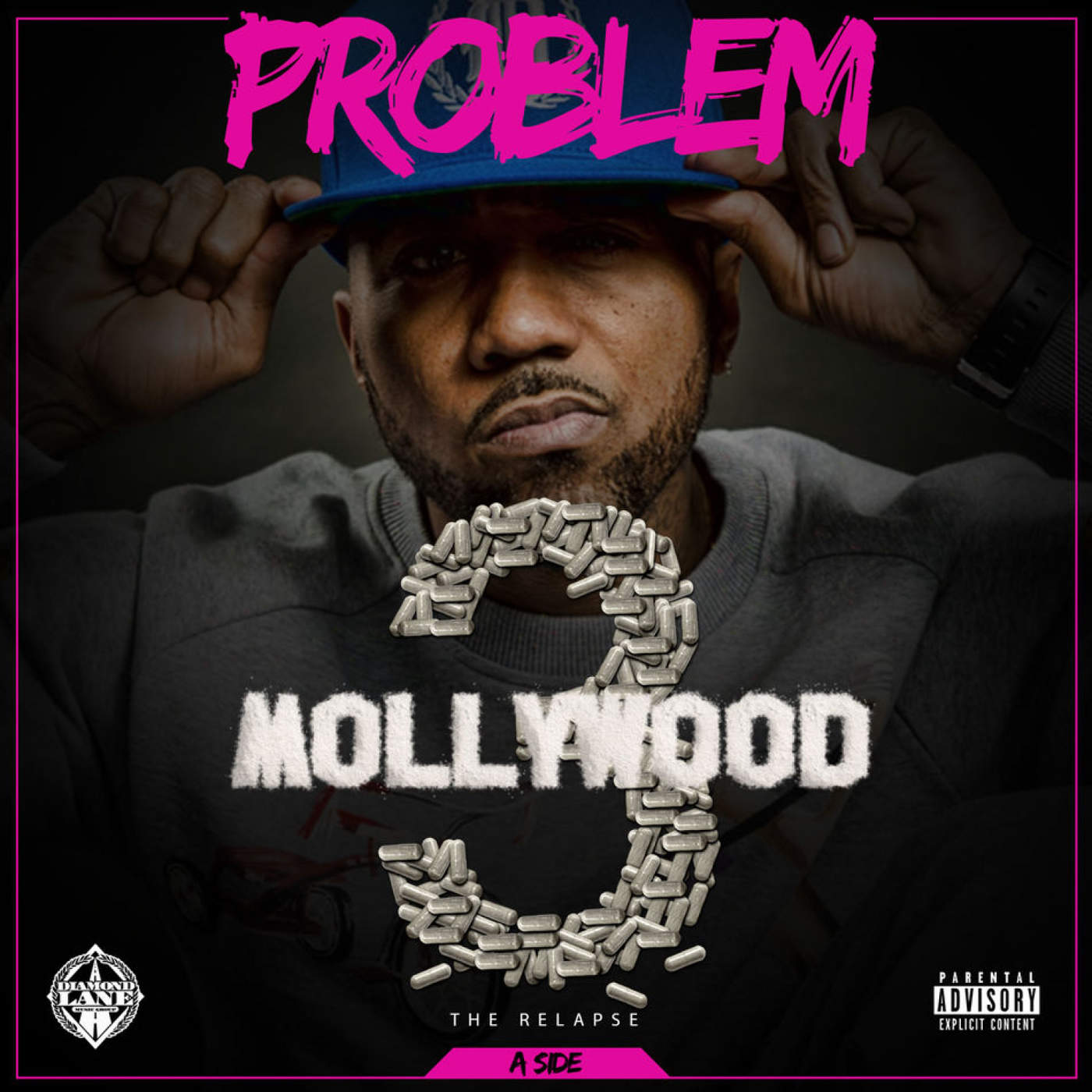 Problem - Mollywood 3: The Relapse Cover