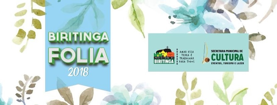 Biritinga Folia 2018