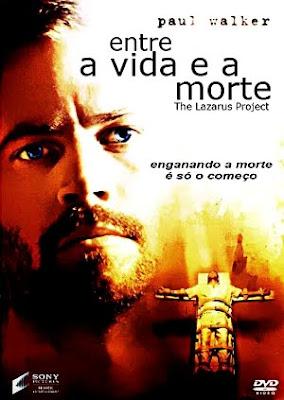 Filme Poster Entre a Vida e a Morte DVDRip RMVB Dublado