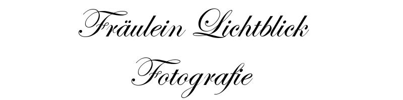 Fräulein Lichtblick Fotografie