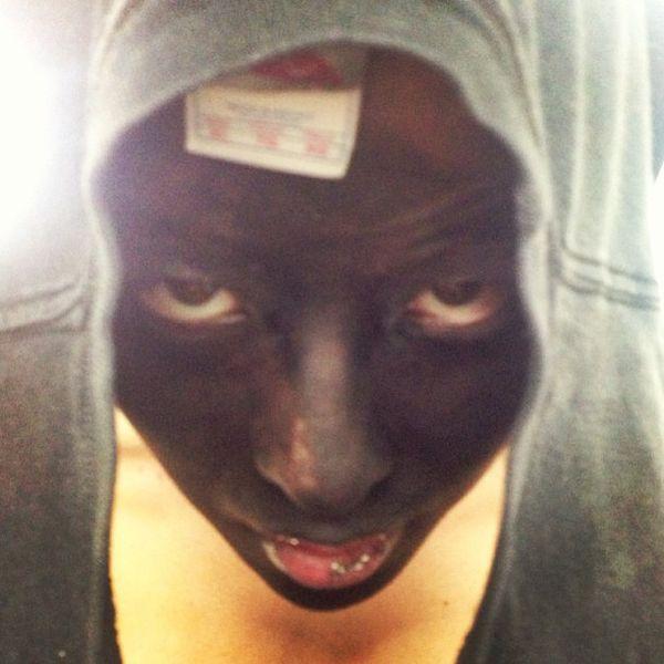 g-dragon blackface