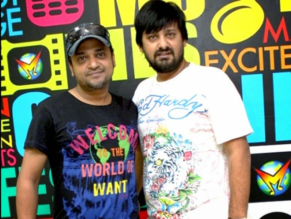 SAJID WAJID(1998) Brothers Sajid ali and Wajid Ali made their bollywood debut with Salman's 1998 hit pyaar kiya to darna kya. Eventually, the music composer duo delivered numerous hits but continue to be a favourite of Salman Bhai, for whom they composed for films like Dabangg(2010) and Jai Ho, this year.