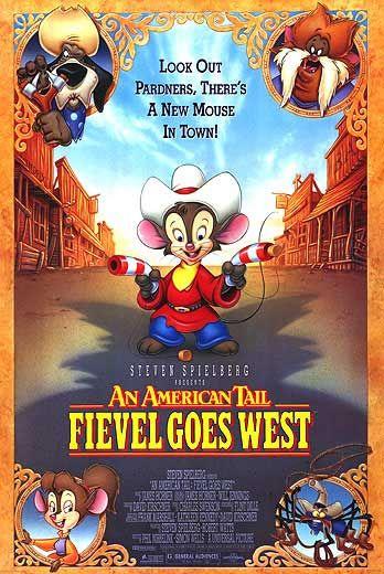 kartoonz world an american tail fievel goes west 1991