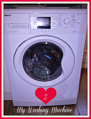 I Love My Washing Machine