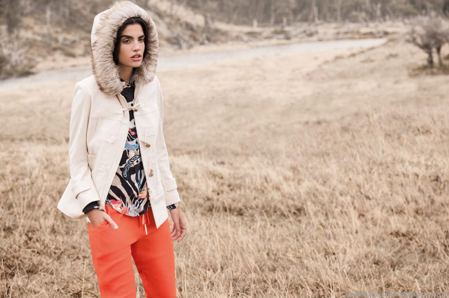 Moda otoño invierno 2015. Ayres abrigos, indumentaria y accesorios otoño invierno 2015.