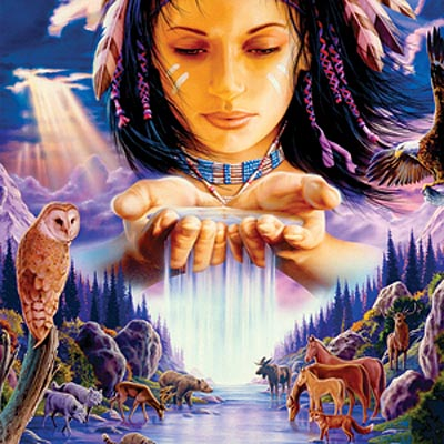 Native American Prophecies (and Terrance McKenna)