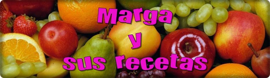 Marga y sus recetas