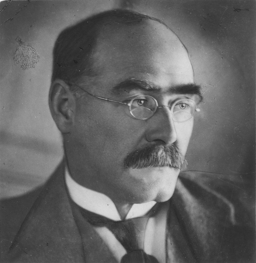 Rudyard Kipling Family. Rudyard Kipling