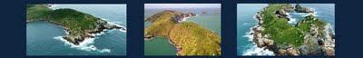 Ilhas protegidas